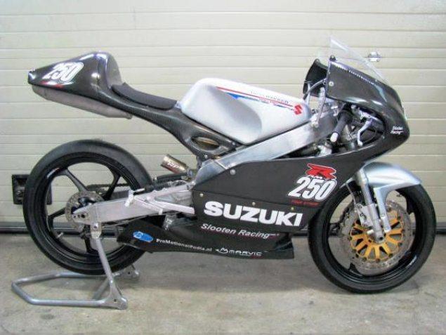 Bakker RM Z250R Moto3 Contender Bakker RMZ250R moto3