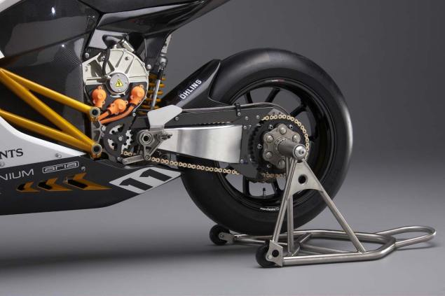 Motorcycle Porn: Mission R Swingarm by Speedymoto Mission R swingarm Speedymoto 635x423
