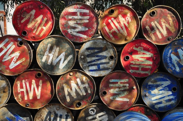 America Expected to Continue Using Less Gasoline oil barrels 635x421