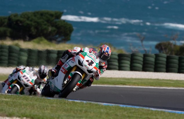 UPDATE: Jonathan Rea to Race at Phillip Island Jonathan Rea Castrol Honda Phillip Island WSBK test 635x412