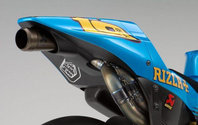 2011 Rizla Suzuki GSV R MotoGP Race Bike Unveiled 2011 Rizla Suzuki GSV R 635x403