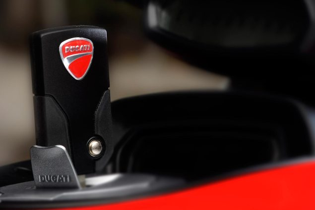 Ducatis Deal with the Devil: A Business Case for the Diavel Ducati Diavel key 635x424