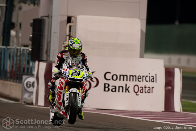Thursday at Qatar with Scott Jones Qatar GP FP1 MotoGP Scott Jones 7