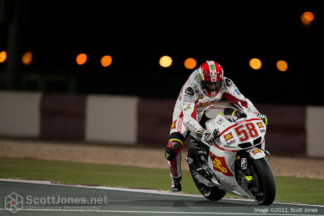 Thursday at Qatar with Scott Jones Qatar GP FP1 MotoGP Scott Jones 9