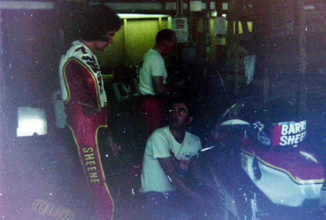 Photos: The Daytona 200 Thirty Five Years Ago   When Bikes Were Bikes & Men Were Men b sheene 635x428