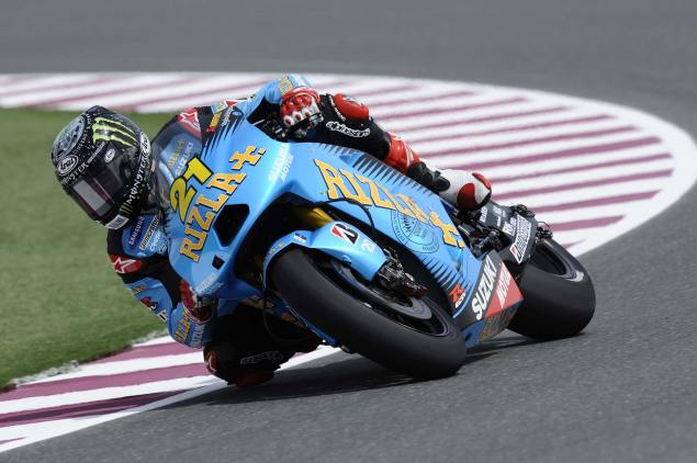 John Hopkins to Ride for Rizla Suzuki Starting in Jerez john hopkins rizla suzuki qatar test 635x422