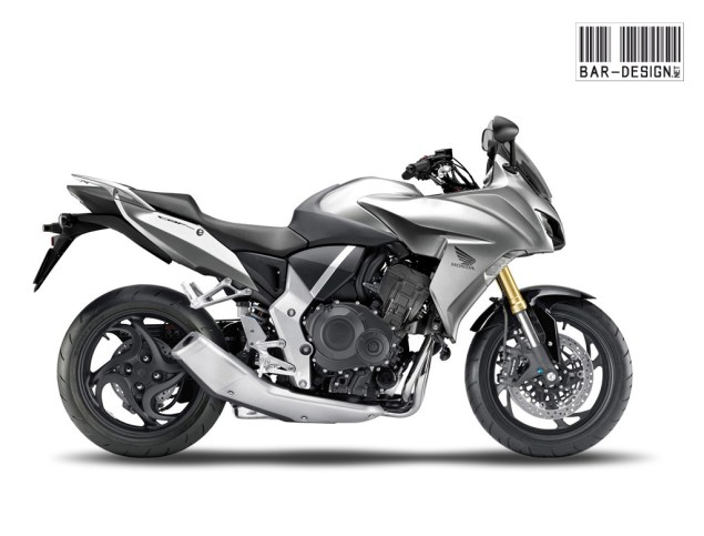 Honda CBF1000 by Luca Bar Design Honda CBF1000 Luca Bar Design 1 635x483