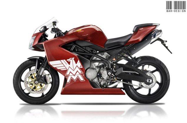 Moto Morini Corsaro Veloce by Luca Bar Moto Morini Corsaro Veloce Luca Bar Design 635x417