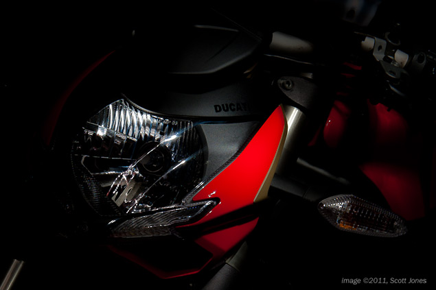 Light Painting the Ducati Streetfighter with Scott Jones  Ducait Streetfighter light painting Scott Jones 4