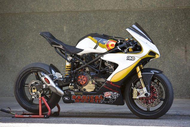 Radical Ducati RAD 02 Corsa EVO Radical Ducati RAD 02 Corsa EVO 1 635x423