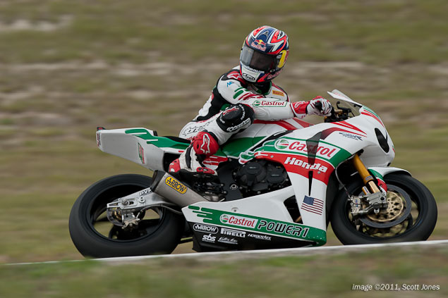Saturday at Miller Motorsports Park with Scott Jones Saturday Miller Motorsports Park AMA WSBK Scott Jones 15