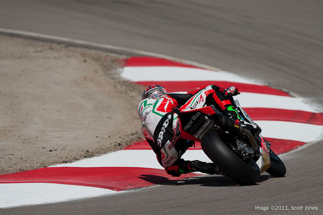 Saturday at Miller Motorsports Park with Scott Jones Saturday Miller Motorsports Park AMA WSBK Scott Jones 9