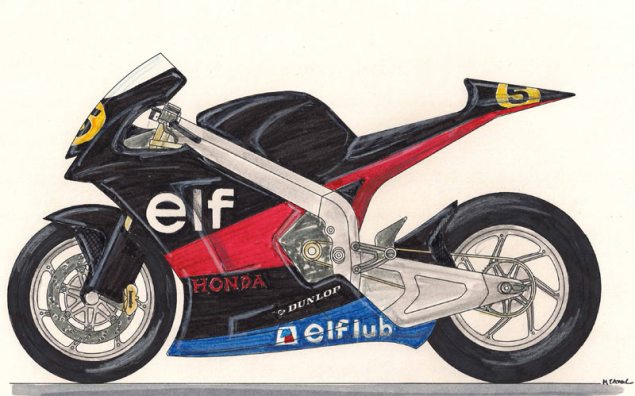 FTR Entering MotoGP with a Kawasaki ZX 10R Based CRT Machine   Also Helping Nortons MotoGP Effort? FTR Moto2 Elf Honda 635x396