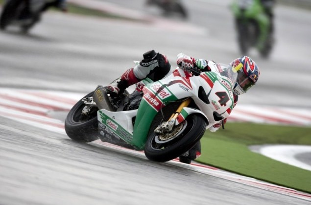 WSBK: Alex Lowes in at Castrol Honda for Injured Rea Rea Misano CH1 635x419
