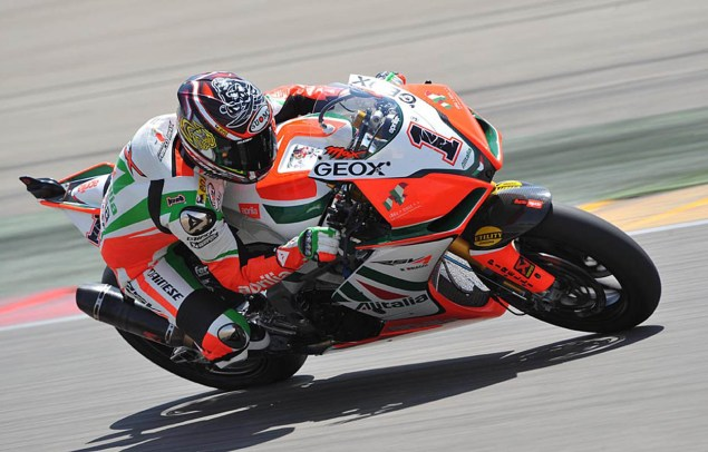 WSBK: Dry & Sunny Brno Brings Dominance to Superpole Biaggi 635x406