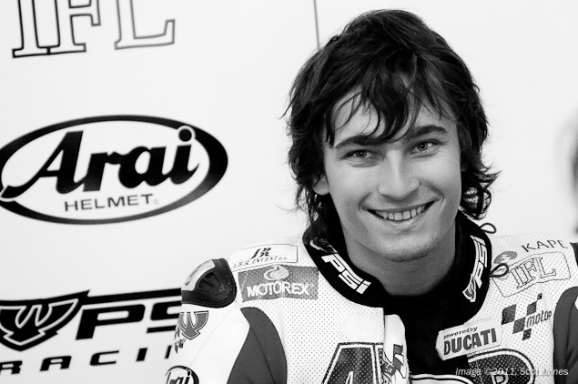 Who is Karel Abraham? Karel Abraham MotoGP Laguna Seca