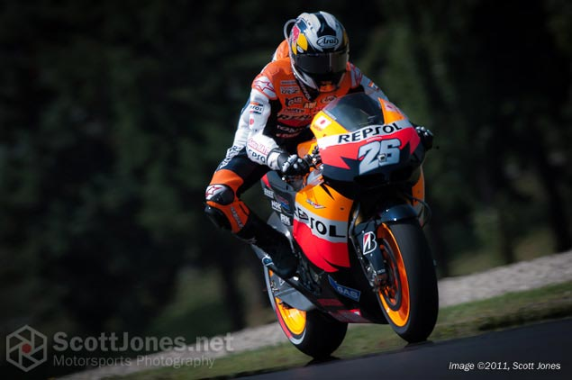 Photo of the Week: Iron Man photo of the week dani pedrosa scott jones