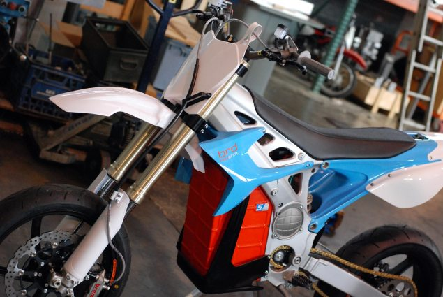 Up Close with the BRD RedShift SM Electric Supermotard BRD RedShift SM factory 6 635x425