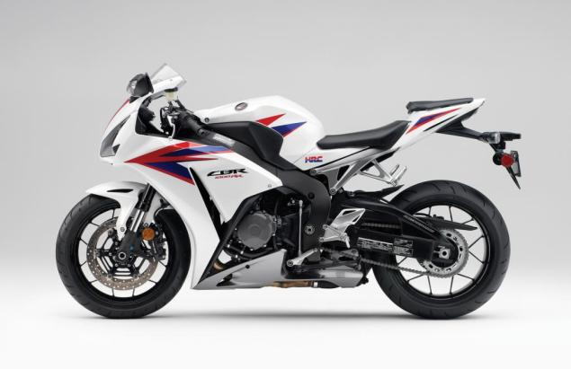 Officially Official: 2012 Honda CBR1000RR / Fireblade 2012 Honda CBR1000RR Fireblade USA 635x411