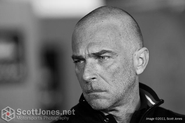 Photo of the Week: Mastermind Livio Suppo HRC MotoGP Scott Jones