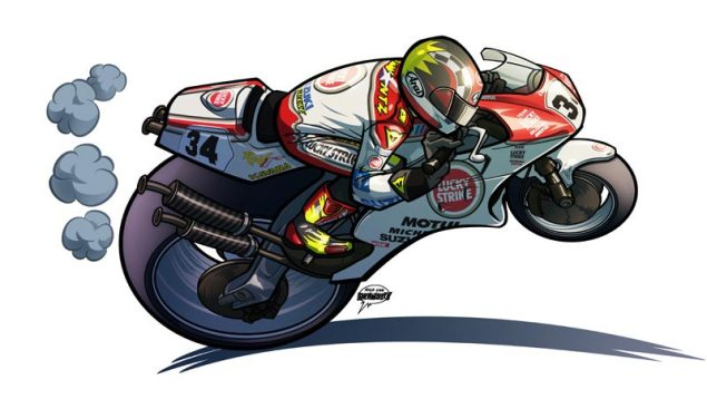 Motorcycle Drawings by Rich Lee Draws!!! Rich Lee Draws 4 635x358