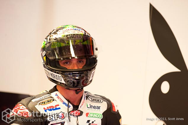 Toni Elias to Test with BMW Italias WSBK Team Toni Elias MotoGP LCR Honda Scott Jones