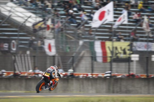 MotoGP: Japanese GP Proves to be Worth the Hype Andrea Dovizioso Japanese GP 2011 635x421