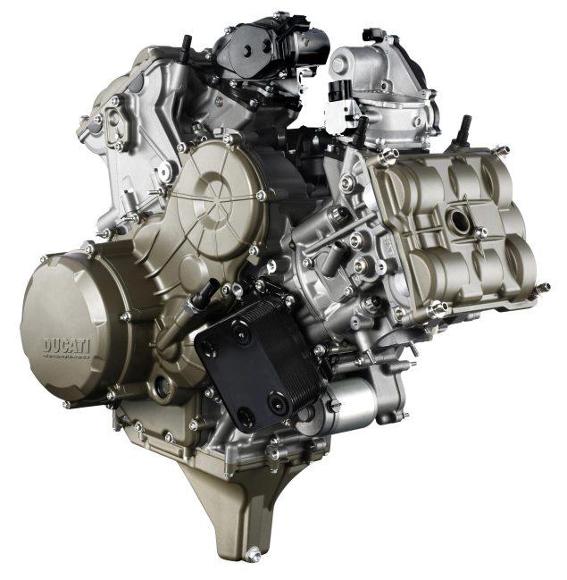 Ducati Superquadro Engine Ducati Superquadro motor 4 635x649