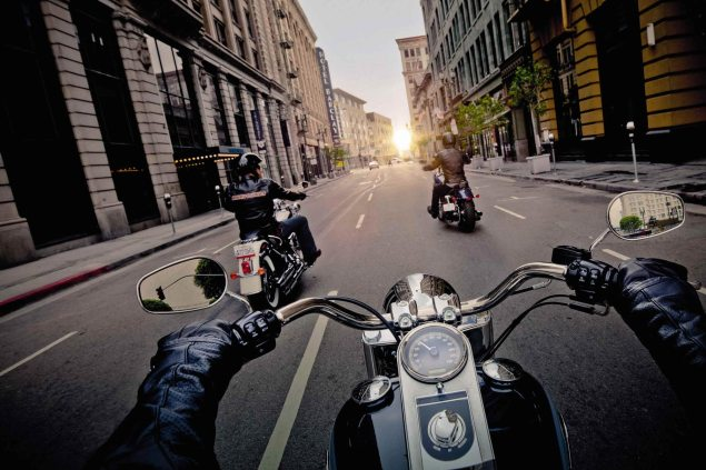 Harley Davidson Q3 Sales Up 5.1% Worldwide Harley Davidson urban 635x423