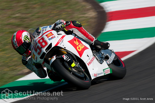 Some Closing Thoughts About Marco Simoncelli Marco Simoncelli MotoGP Scott Jones 2