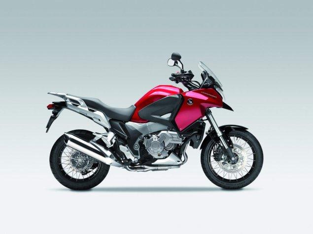 2012 Honda Crosstourer  2012 Honda Crosstourer 2 635x476