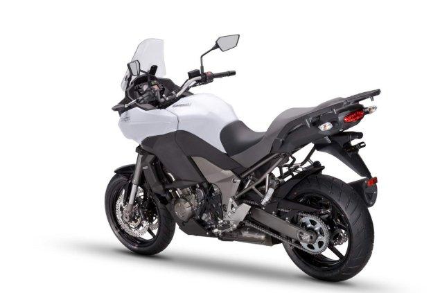 2012 Kawasaki Versys 1000   The Z1000 Adventure Sport 2012 Kawasaki Versys 1000 10 635x423