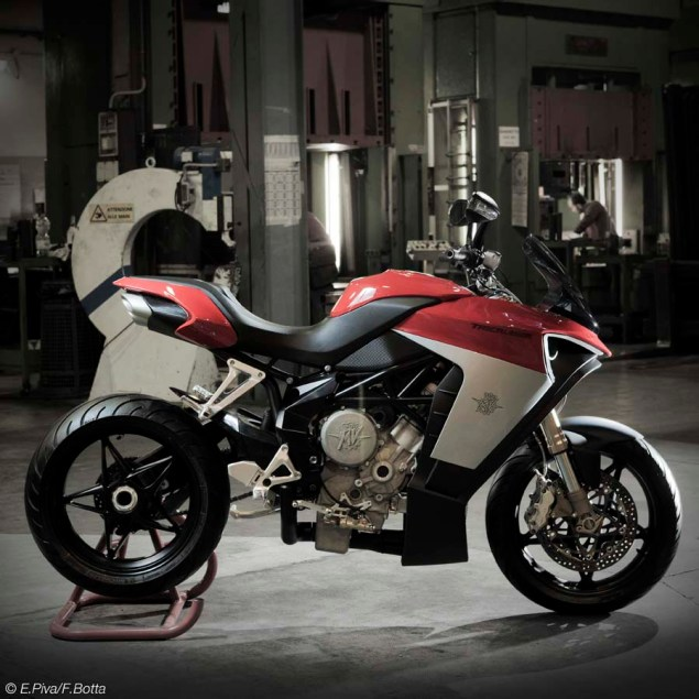 Get Ready for the MV Agusta Turismo Veloce 800 MV Agusta Tricruiser concept 04