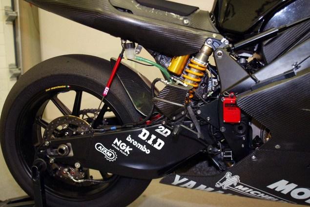 Photos: 2003 Yamaha YZR M1 Prototype 2003 Yamaha YZR M1 prototype 01 635x424