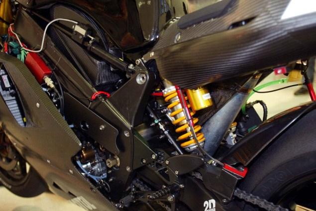 Photos: 2003 Yamaha YZR M1 Prototype 2003 Yamaha YZR M1 prototype 04 635x424