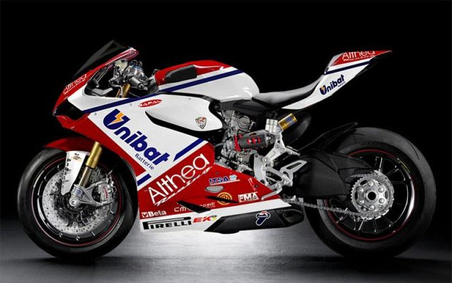 Rendered: Ducati 1199 Panigale Race Replicas Ducati 1199 Panigale race replica Carlos Checa 635x397