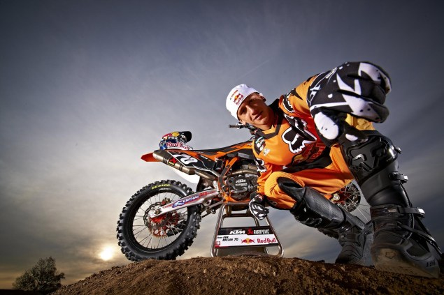 You Can Always Count on KTM for Some Good Photos Red Bull KTM Supercross Ken Roczen 12 635x423