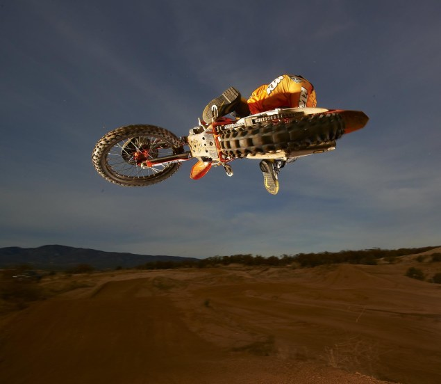 You Can Always Count on KTM for Some Good Photos Red Bull KTM Supercross Ryan Dungey 09 635x552
