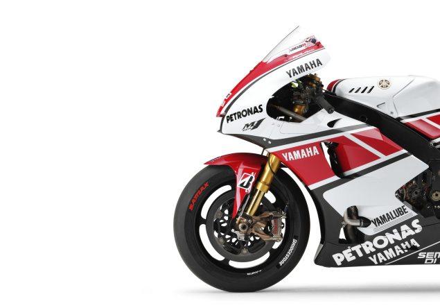 MotoGP: Yamaha Loses Petronas Sponsorship Yamaha YZR M1 Petronas 635x444