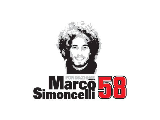 Marco Simoncelli Foundation Created marco simoncelli foundation logo 635x476