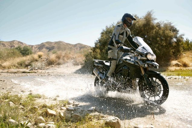 Triumph Tiger Explorer Gets $15,699 MSRP Price Tag 2012 Triumph Tiger Explorer 06 635x423