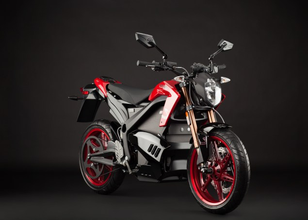 Zero Motorcycles Commences 2012 Model Line Production 2012 Zero S 635x453
