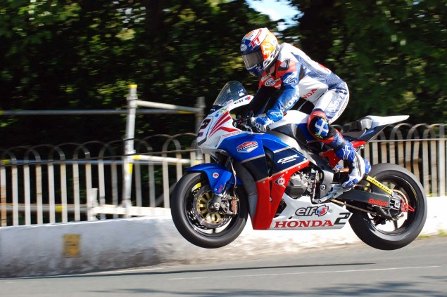 Keith Amor Retires From Motorcycle Road Racing Keith Amor Isle of Man TT 2011 Jensen Beeler 02 635x423