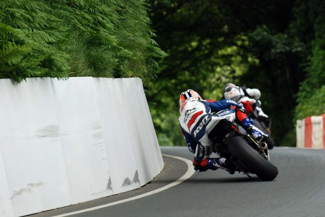 Keith Amor Retires From Motorcycle Road Racing Keith Amor Isle of Man TT 2011 Jensen Beeler 09 635x423