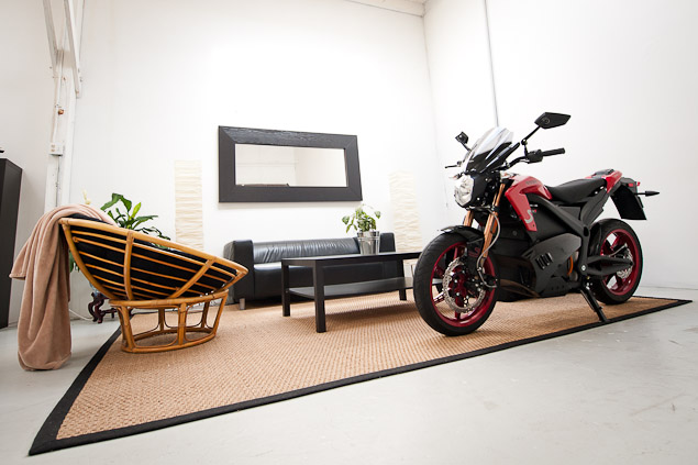 Living Electric: A Series on Living with Electric Motorcycles 2011 Zero 0003
