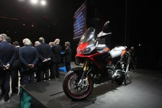Aprilia Caponord 1200 Spotted   Déjà Vu All Over Again 2013 Aprilia Caponord 1200 Motociclismo 1