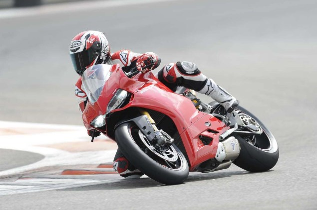 Ride Review: Ducati 1199 Panigale Ducati 1199 Panigale press launch Abu Dhabi Yas Marina 11 635x422