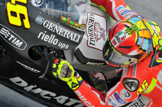 MotoGP: Test Results & Photos from Day 2 at Sepang II Ducati Corse Day Two Sepang II MotoGP 06 635x421