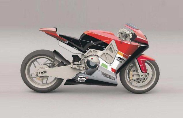 Rondine Moto2 Race Bike Rondine Moto2 635x411