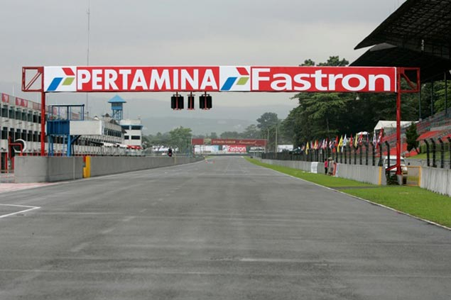 WSBK Heads to Indonesia for 2013   India Next on the List Sentul International Circuit grid